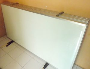 Papan Tulis Putih Whiteboard
