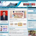 contoh website sekolah gratis